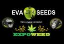 Eva Seeds presente en ExpoWeed Chile 2016