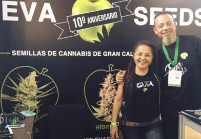 Eva Seeds en Colombia, ExpoMedeWeed