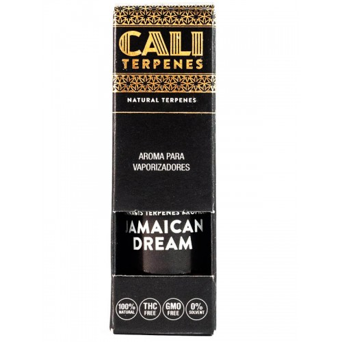 Jamaican Dream terpenes