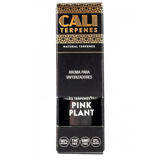 Pink Plant terpeny