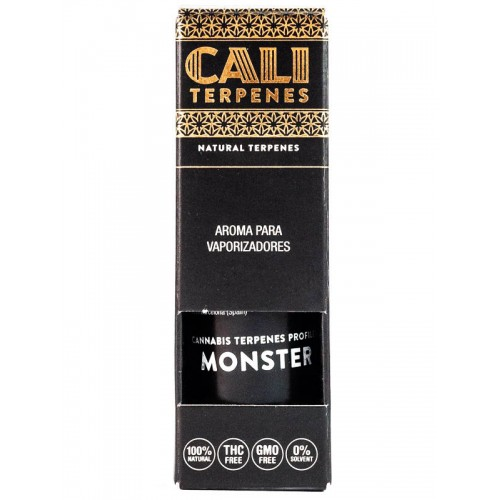 Terpenos de Monster