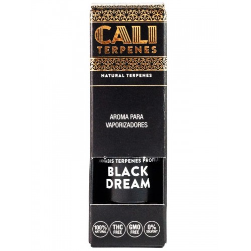 Terpenos de Black Dream