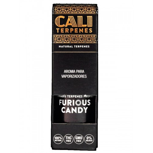 Furious Candy terpenes