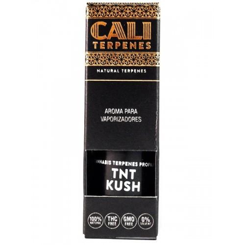 TNT Kush terpènes