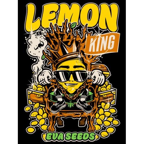 LEMON KING STICKER
