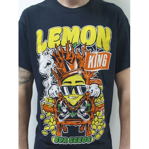 CAMISETA LEMON KING EVA SEEDS - indique talla en observaciones