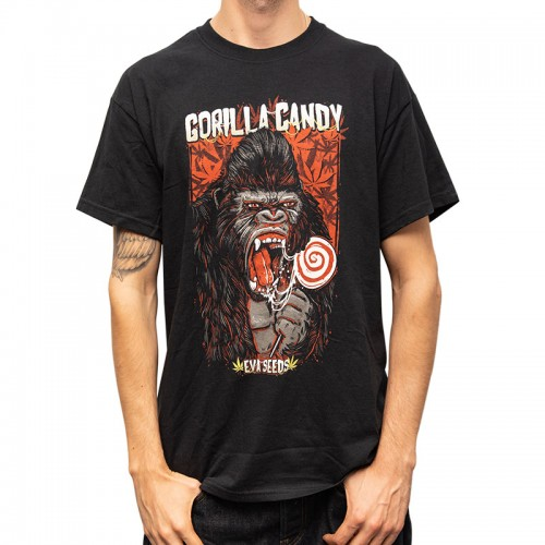 GORILLA CANDY T-SHIRT EVA SEEDS