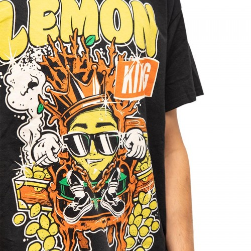 CAMISETA LEMON KING EVA SEEDS