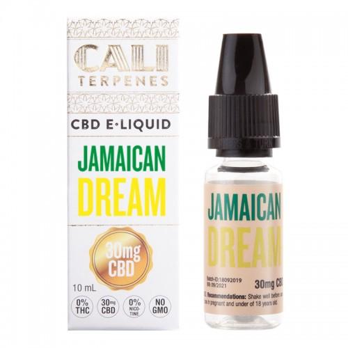 E-LIQUID CBD JAMAICAN DREAM
