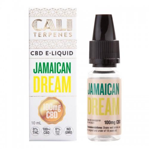 CBD E-LIQUID JAMAICAN DREAM