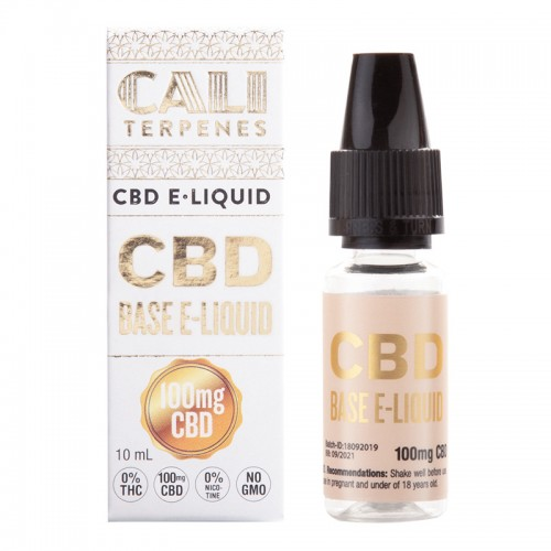 BASE DE E-LIQUID CON CBD