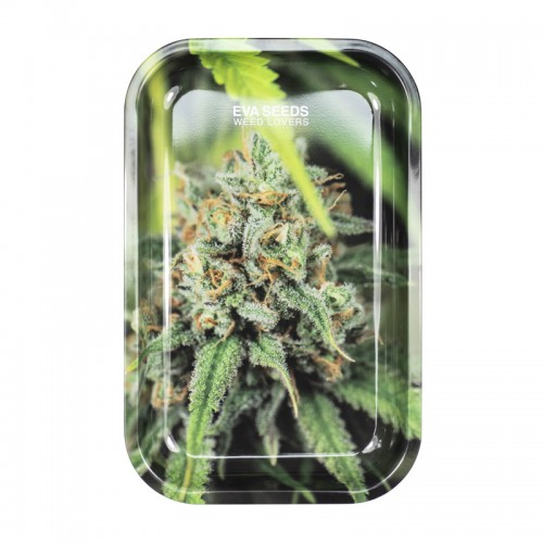 WEED LOVERS LIMITED EDITION ROLLING TRAY gift