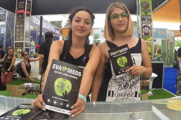 Expoweed Chile 2017