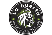 la huerta growshop logo