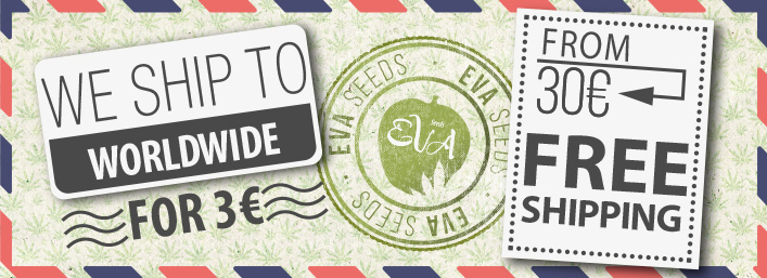 Eva Seeds shipping