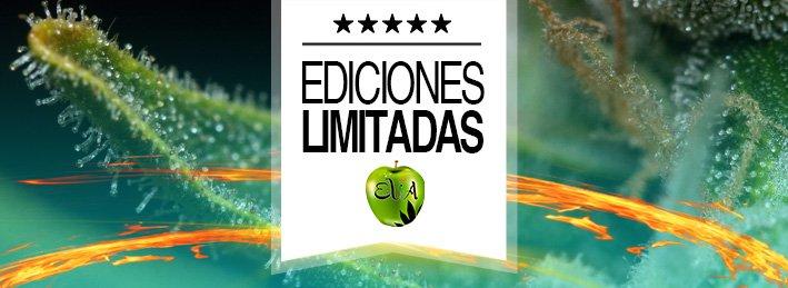 Ediciones Limitadas Eva Seeds