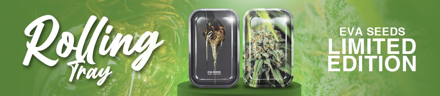 Eva Seeds rolling tray