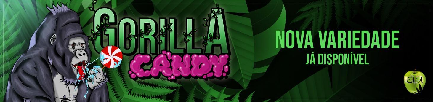 Nueva variedad: Gorilla Candy br